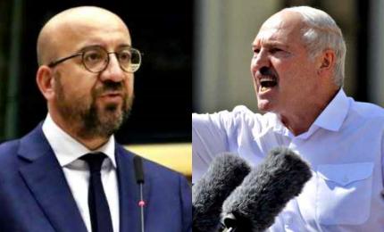 Bielorussia, alta tensione tra l'Europa e il presidente Lukashenko