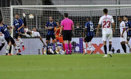 Europa League: Inter-Siviglia 2-3, la coppa va agli spagnoli