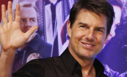 """""""Back to the movies"""", Tom Cruise va a vedere """"Tenet"""": 'Gran film'"""
