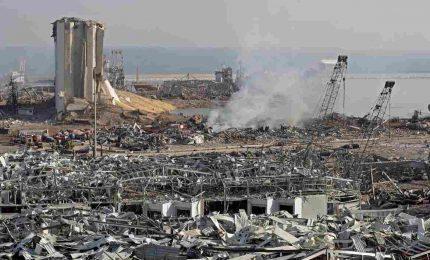 Italiana tra i morti a Beirut. L'esplosione in sala parto, George nasce sano e salvo