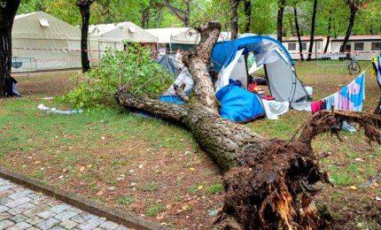Maltempo, morte due sorelline in un campeggio: perito esaminerà l'albero