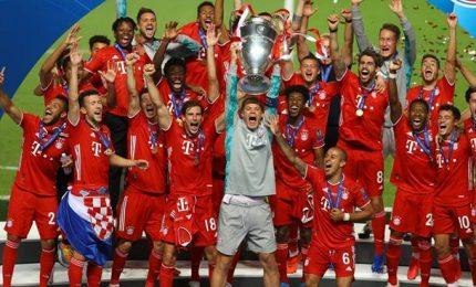 Il Bayern vince la Champions, Paris Saint-Germain battuto 1-0