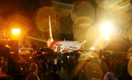 Incidente aereo Calicut, almeno 16 morti e 89 feriti