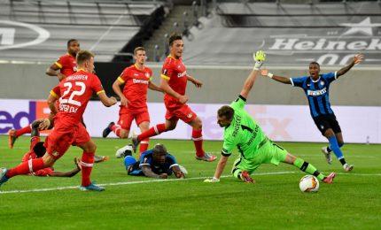 L'Inter in semifinale di Europa League, Bayer battuto 2-1