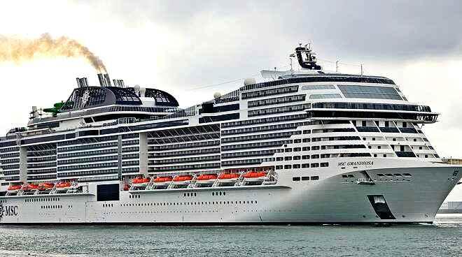Msc Crociere torna a navigare, partita da Genova Msc ...