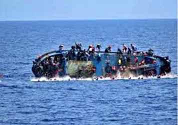 Nigeria, nave si ribalta in laguna Lagos: 10 morti e 4 dispersi