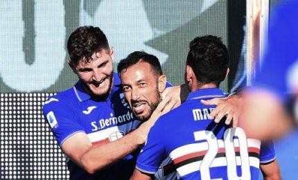 Il Brescia saluta la serie A con un pareggio con la Samp