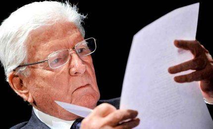 Morto Sergio Zavoli, aveva 96 anni. Mattarella: il giornalismo perde uno dei suoi maestri
