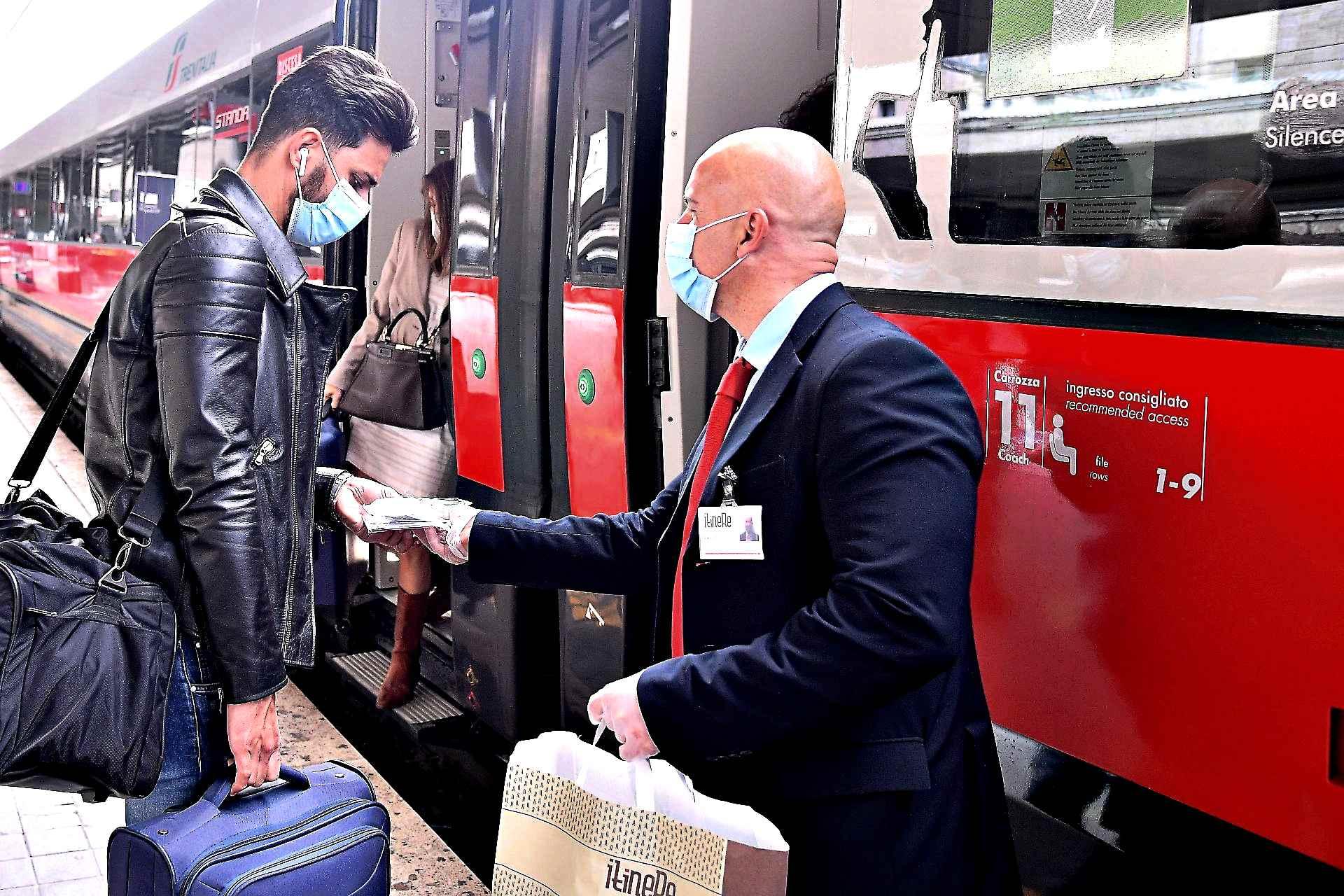 Speranza dice no, ma i treni ad alta velocità tornano a viaggiare pieni