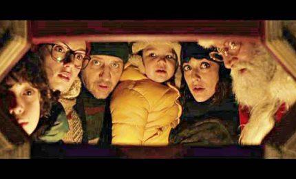 """""""10 giorni con Babbo Natale"""", la famiglia matta torna al cinema"""