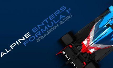 La Renault diventerà Alpine F1 Team con Alonso alla guida