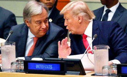 Al via la 75esima Assemblea generale Onu, la prima tutta virtuale
