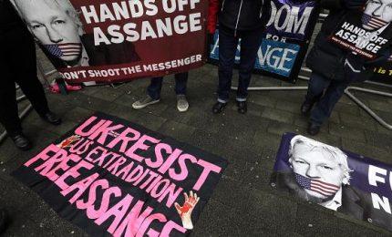 A Londra riprende la battaglia per l'estradizione di Assange