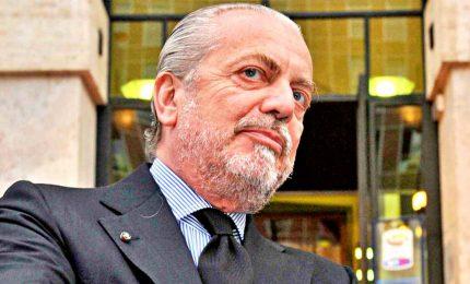 Aurelio De Laurentiis positivo al coronavirus. Presidenti preoccupati