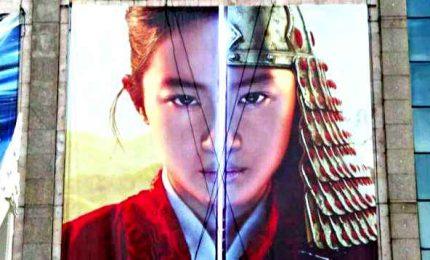#BoycottMulan, scene girate in Cina imbarazzano il remake Disney