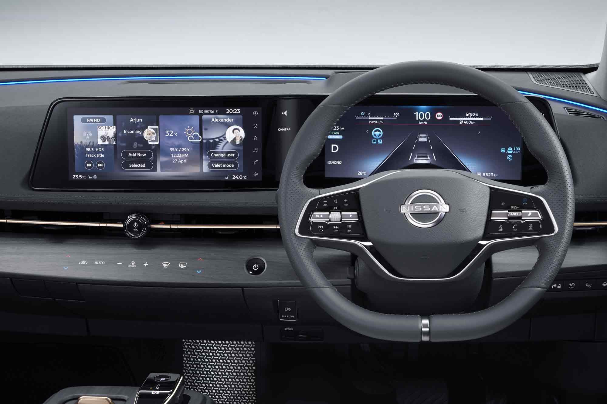 """Nissan presenta """"Ariya"""": crossover, coupé, 100% elettrica"""
