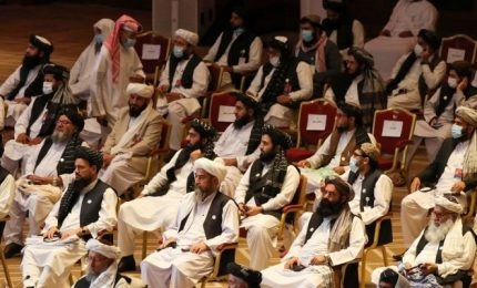 Afghanistan, aperti a Doha i negoziati di pace governo-talebani