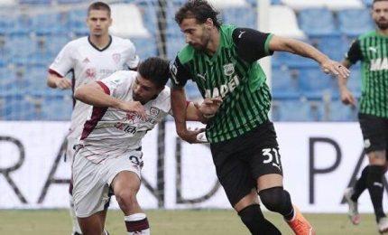 Il Sassuolo non fa sconti, Spezia travolto 4-1