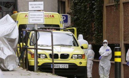 Covid, Spagna primo Paese europeo a superare 500mila contagi