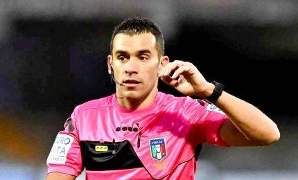 Arbitri serie A, Juventus-Sampdoria a Piccinini