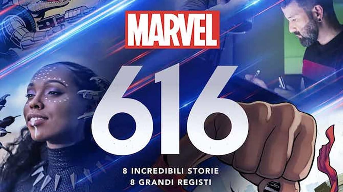 Disney+ ha rilasciato il trailer di Marvel 616