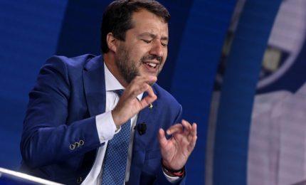 Salvini: mai avuta febbre. Fatto ieri test, esito negativo