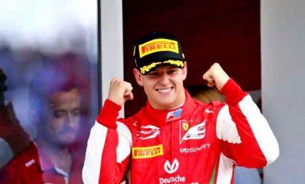 Formula 2, Mick Schumacher vince a Monza