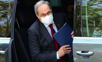 Corte Suprema spagnola inabilita presidente catalano Torra
