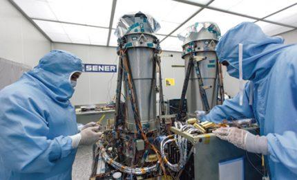 Il satellite Seosat-Ingenio pronto per l`invio a Kourou
