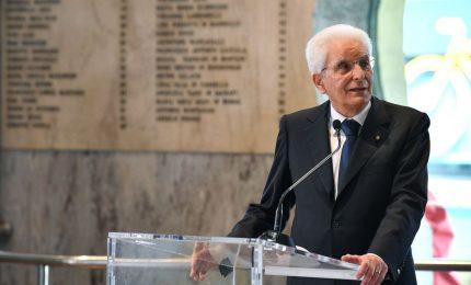 8 marzo, Mattarella: parità genere grande questione educativa