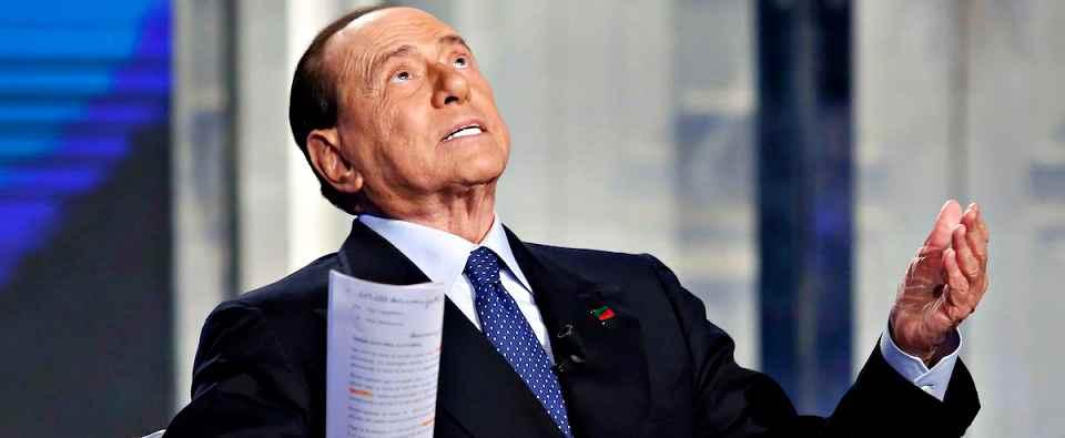 Berlusconi: sto meglio, riprendo a lavorare senza uscire di casa