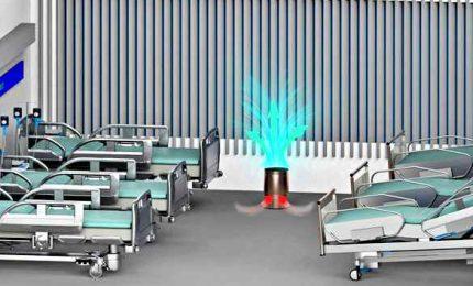 Coronavirus, dispositivo al plasma freddo per sanificare l'aria