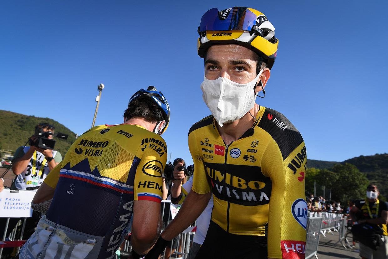 Tour de France, tappa a Van Aert. Grand Boucle a Pogacar