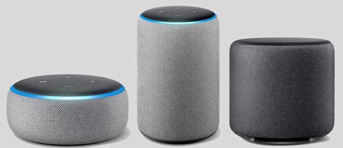Ricette, musica e luce: cosa chiedono gli italiani ad Alexa