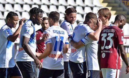 Torino-Atalanta 2-4, al Toro non basta la doppietta di Belotti