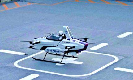 Un'azienda giapponese: l'auto volante si avvicina