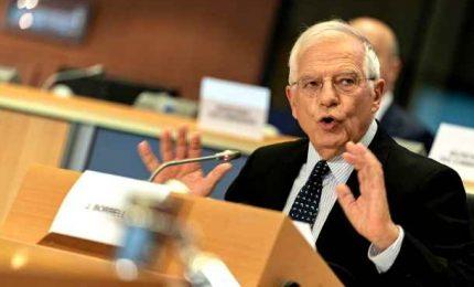 Borrell rammaricato: sanzioni contro Bielorussia dopo vertice Ue