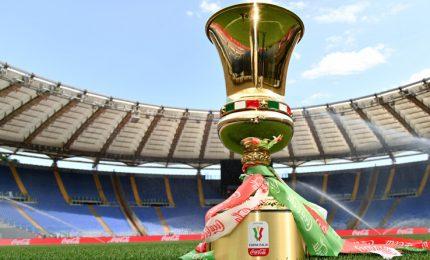 Il tabellone della prossima Coppa Italia, le big dal 13 gennaio