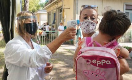 Covid, a Milano 4 classi in isolamento per bambini positivi