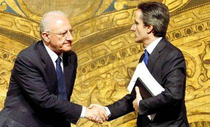 Regionali Campania, una sfida tra candidati già visti