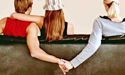 Infedeltà, uomini e donne stesso modo di perdonare