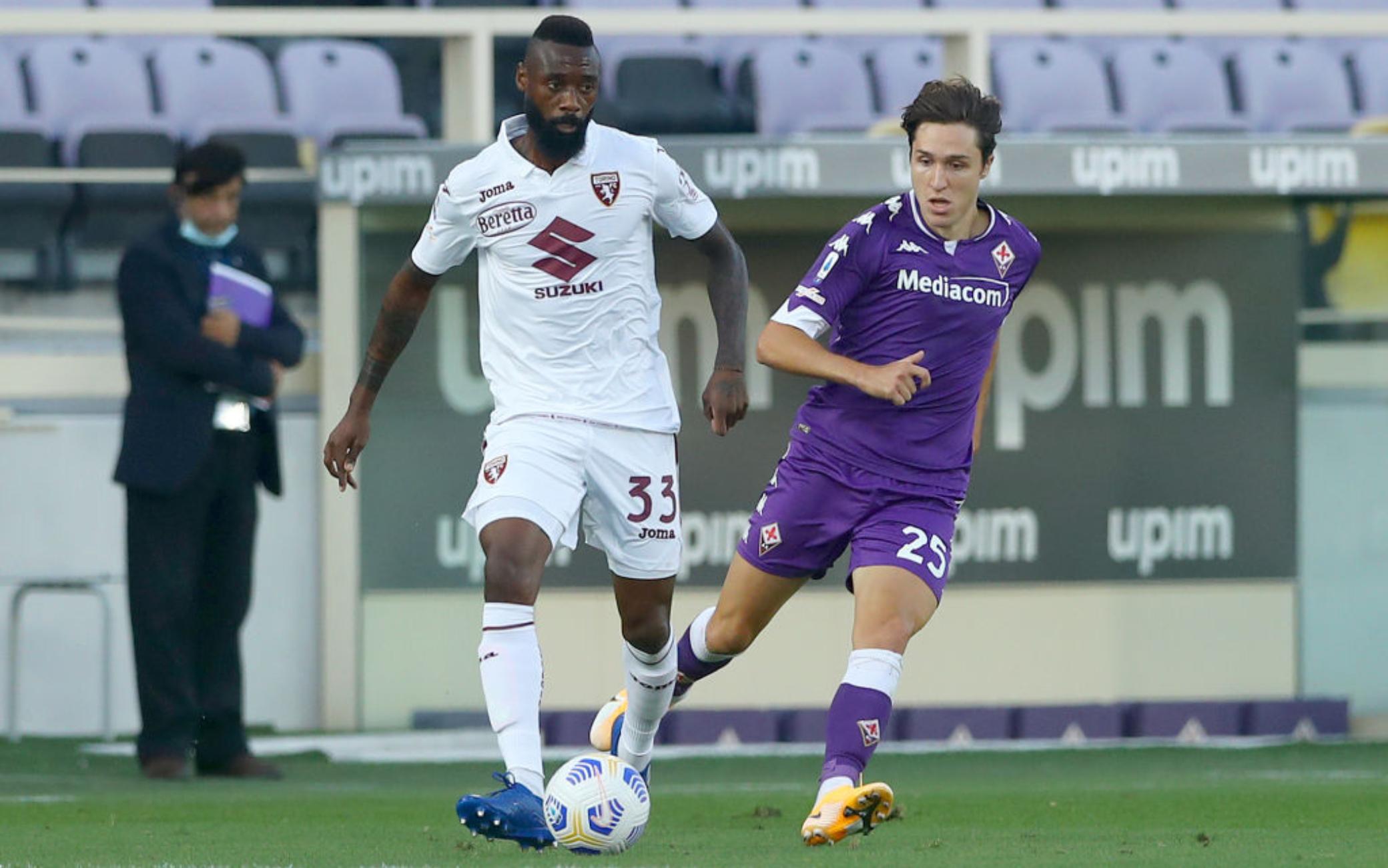 Castrovilli regala il successo alla Fiorentina, Torino ko 1-0
