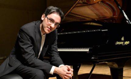 Teatro Massimo Palermo, in scena il giovane pianista Gadjiev