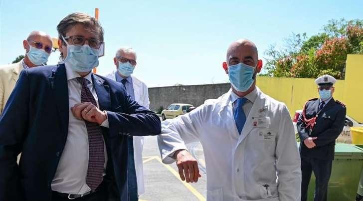 Coronavirus, Sileri: serve un piano nazionale per aumentare i tamponi