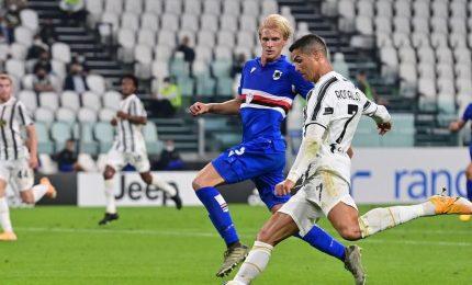 Esordio vincente per Pirlo, Juve travolge Samp 3-0