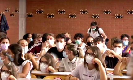 Oltre 66mila studenti per il test a Medicina, il primo post-Covid