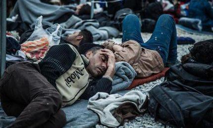 Covid -19, Oxfam: in campo migranti Lesbo rischio catastrofe