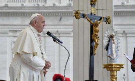 Un positivo tra fedeli, tornano in streaming le udienze del Papa