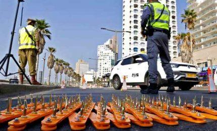 Israele nel secondo lockdown nazionale, è il primo al mondo