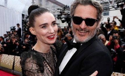 Joaquin Phoenix e Rooney Mara genitori, è nato River